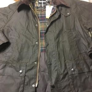 Classic Barbour Badale jacket
